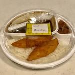 CoCo壱番屋 - 料理写真:フィッシュフライ辛さ10番。