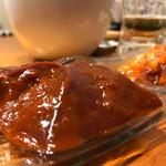 大阪焼肉 炭照 - レバー