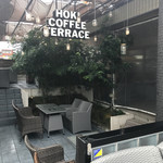 HOKI COFFEE TERRACE - テラス席