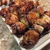 炭がま - 料理写真:若鶏5本500円 以前は450円だった