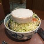 食彩バリバリ - 料理写真:カマンベールチーズもんじゃ