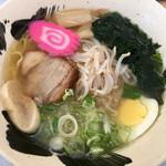 NTT東日本札幌病院 食堂 - 塩ラーメン