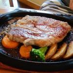 ステーキレストラン 味蕾館 - 「味蕾館ステーキ」
