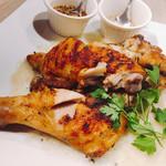 トリタベルカ - 鶏半身焼き