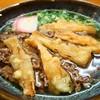 葉隠うどん - 料理写真:肉ごぼう
