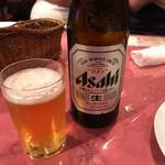 フェローズ - ビールは瓶ビール♪