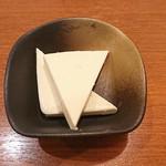 日本酒バル YODARE - お通し