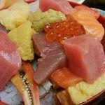 71146977 - 「海鮮丼 北三陸ごはん」