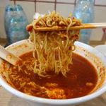 辛麺屋一輪 - 替え玉(中華麺) 150円