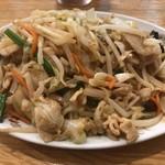 八起 - 肉野菜炒め