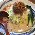 らー麺味噌やす - 料理写真: