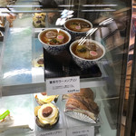 お菓子の蔵 太郎庵 会津総本店 - 喜多方ラーメンプリンも食べたかったなぁ。