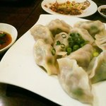 台南担仔麺 - 水餃子
