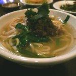 台南担仔麺 - 担仔麺