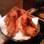 7115685 - 伝説の若鶏唐揚 294円