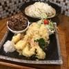 うどん小屋 柔製麺 - 料理写真:超天ざる (予約のみ)