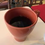 Sakurakafeandoresutoranikebukuro - お代わり自由のコーヒー。紅茶もあります。