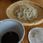 蕎麦 ふくあかり - 十割蕎麦・小(松花御膳の選べる蕎麦より)