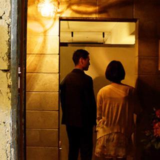 美栄橋駅から歩いてすぐの、久茂地川沿いの本格隠れ家