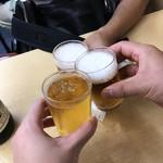 71153775 - 食べロガーな乾杯でスタートや!