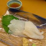 比内や - いかソーメン(640円)