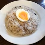 スープカレー ポニピリカ - ごはん 中 180g