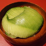 シシリア - グリーンサラダ(700円)
