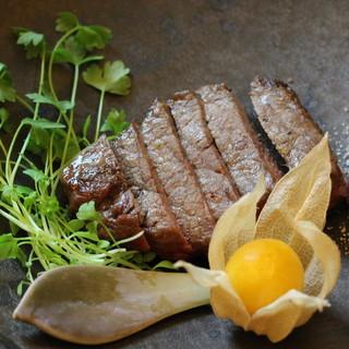 ブランド肉を絶品酒肴に!夜限定【天ぷら料理】は美容に良い!?