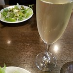 TAGEN DINING CAFE - スパークリングワインは+300円