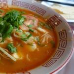 ドゥルガ - 「スープ」には変なクセがなく、とても飲みやすい
