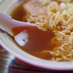 味龍 - スープ