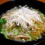 蓬莱 - お椀 沢煮椀。