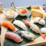 ダイニング 十和蔵 - 料理写真:ランチ:十和蔵特上寿司 2,800円(税込み)