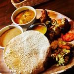 71166892 - ランチダルバード、お手軽にネパール料理を頂けます♪