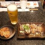 たこ昌 新大阪駅店 - ほろ酔いセット