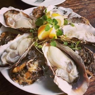 北海道仙鳳趾直送!日本一のクリーミーな絶品生牡蠣!