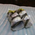 馬上豊寿司 - 料理写真:新子