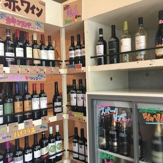 ☆ワインのコスパが抜群☆1,880円からご用意しております!