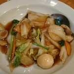 中華料理 紅華楼 - 中華飯