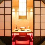 但馬屋イーマ - 太閣秀吉(天下統一を初めてした人)が愛した。金の茶室で焼肉を味わう。