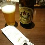伽麗伊屋  - サッポロビールをチョイス