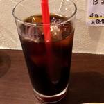 カフェアンドダイニング パコ - アイスコーヒー