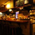 tom's kitchen - 内観写真: