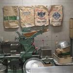 くろ松 - 製麺機
