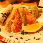 71175308 - 夏野菜天ぷら