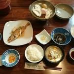 ホテル礼文荘 - 料理写真: