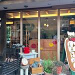 mokumokuとまとcafe - [2017年8月]外観