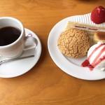 エベーヌ - 料理写真:おすすめセット 850円