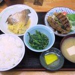 Sennarimochishokudou - 110311千成定食700円