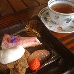 ガーデンカフェ兎遊 - デザート